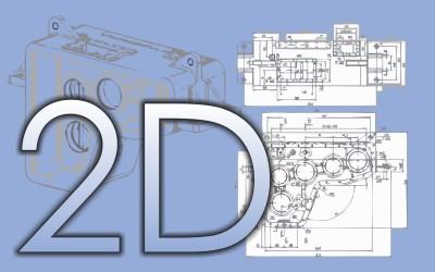 Projektowanie 2D
