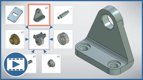 T-FLEX CAD - WSPORNIK